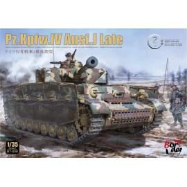 Border Model 1:35 Panzer IV Ausf.J late