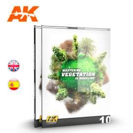 AK learning series 10. Mastering vegetation in modeling