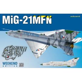 Eduard Weekend 1:72 Mikoyan MiG-21MFN