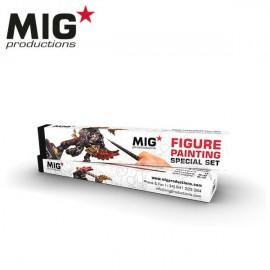 MIG Productions Figure painting special set Marta Kolinsky kit