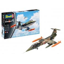 Revell 1:72 Lockheed F-104G Starfighter