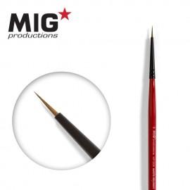 MIG Productions Brush Round 8/0 (Top quality Marta Kolisnky)