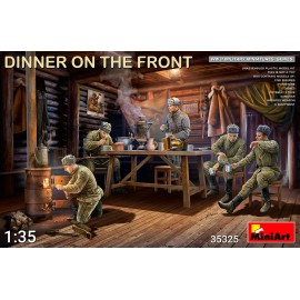 Miniart 1:35 Dinner on the Front