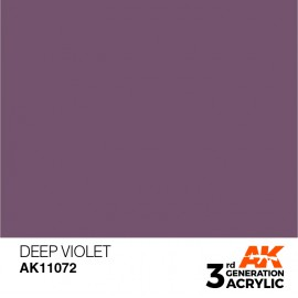 Acrylics 3rd generation Deep Violet 17ml