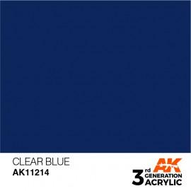 Acrylics 3rd generation Blue 17ml