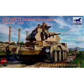 Bronco Model 1:35 A13 Mk.II  Cruiser Tank Mk. IV