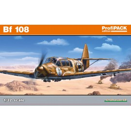 Eduard Profipack 1:32 Bf-108