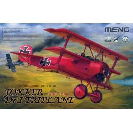 Meng Model 1:32 Fokker Dr.I. Triplane