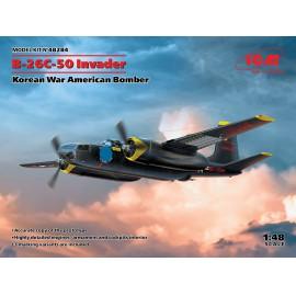 ICM 1:48 B-26 С-50 Invader, Korean War American Bomber