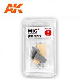 MIG Productions 1:35 Boots prints american modern boots