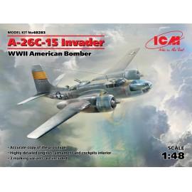 ICM 1:48 A-26C-15 Invader