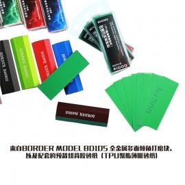 Border Model Die-Cutting Adhesive Sandpaper 1000#